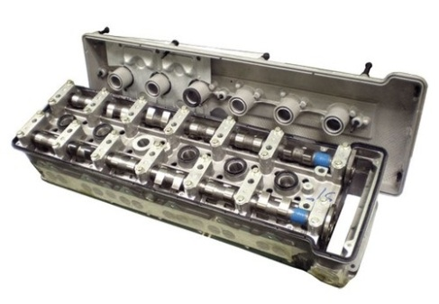 Brand New Cylinder Head Assembly 4.0 Supercharged Classic Jaguar Part