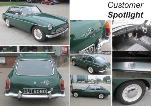1966 MK1 MGB GT Bargain Find