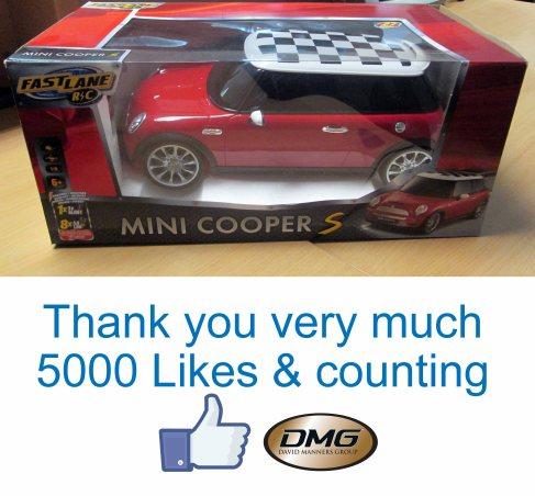 5000 Likes on Facebook