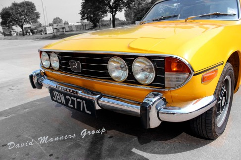 Triumph Stag Customer Spotlight – Revisited
