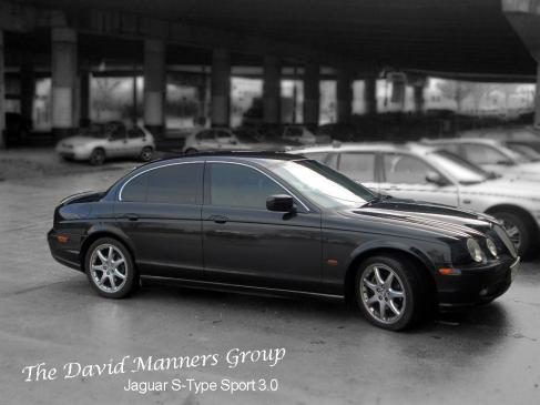 Jaguar S-Type Sport 3.0