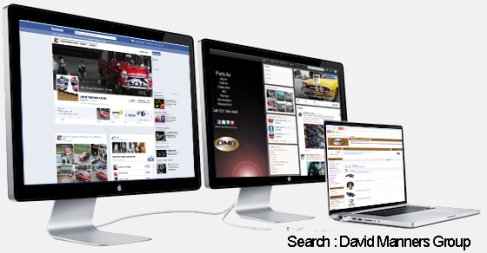 Search: David Manners Group when searching for our Social Networking sites