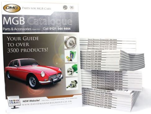 MGB Catalogue PDF now available for download