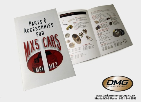 Mazda MX-5 Catalogue PDF now available for download