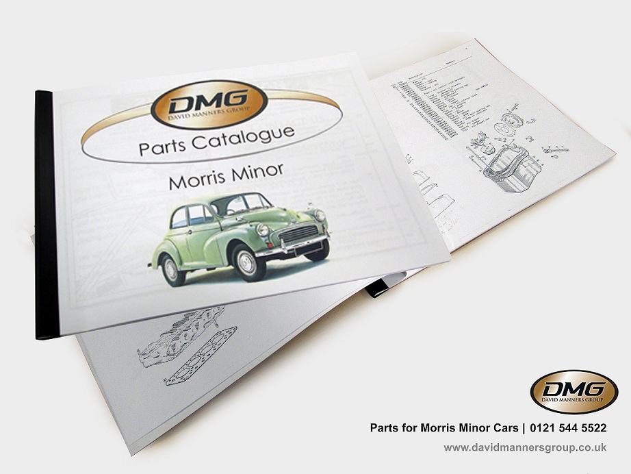 Morris Minor Parts Catalogue PDF now available for download