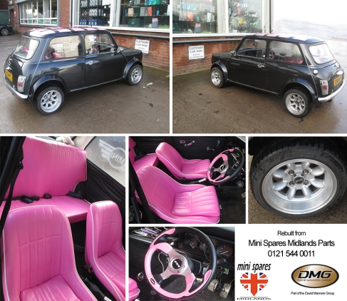1988 One of a Pair Classic Mini