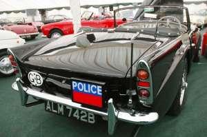 Historics at Brooklands Daimler