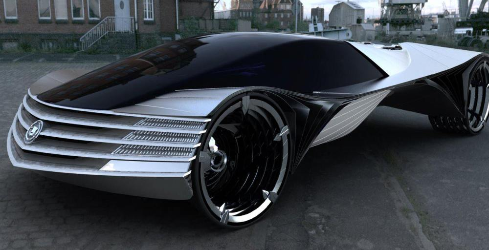 Thorium-Concept-Car