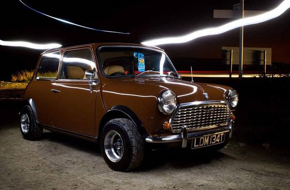 Classic Mini David Manners Group - Classic mini car
